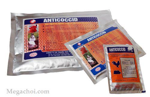 Anticoccid
