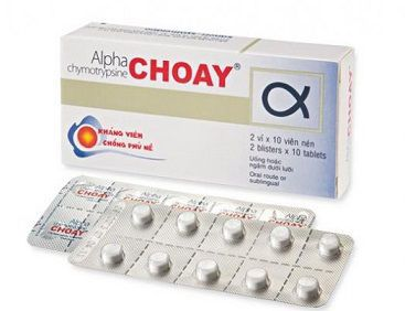 Thuốc Alpha Choay