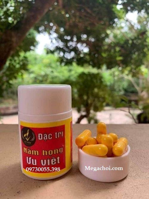 Thuốc Nấm Họng Ưu Việt