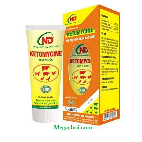 KETOMYCINE 25G