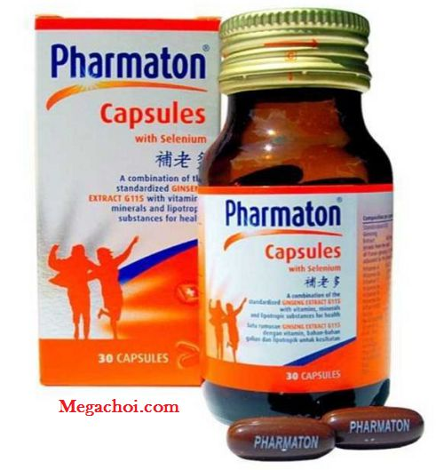 Thuốc Tăng Lực Pharmaton
